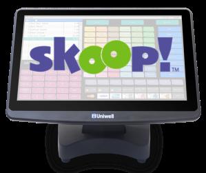 Uniwell POS Skoop Customer Loyalty Integration Gift Cards eGift Cards Mobile Marketing