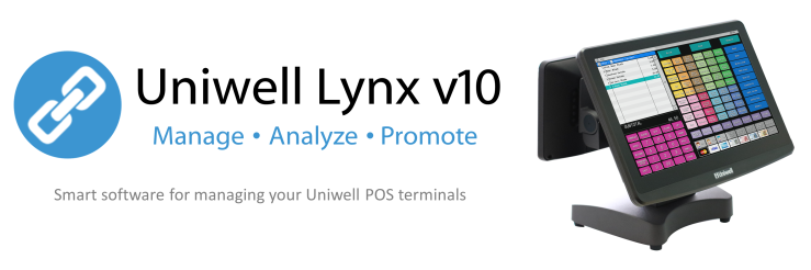 Uniwell Lynx POS management software support specialist for Sydney hospitality venues